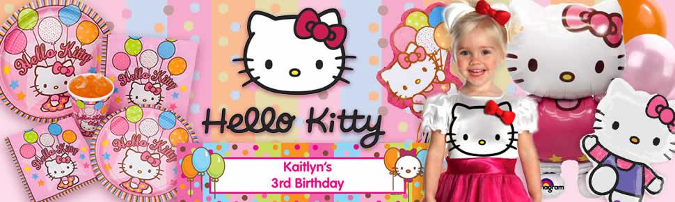 Hello Kitty Beverage Napkins 16ct