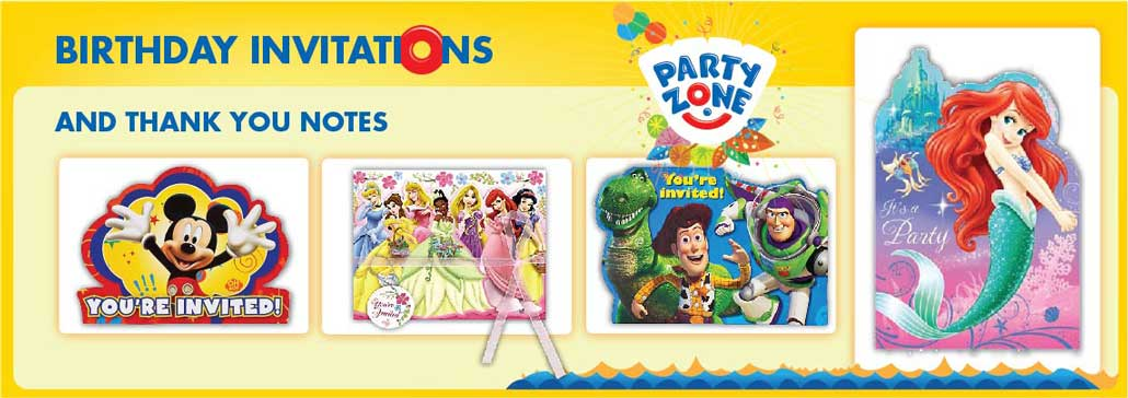 Premium Glitter Peppa Pig Invitations 8ct